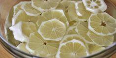 Citrony naložené ve vodě Food And Drink, Fruit, Drinks, Health, Natural, Medicine, Lemon, Syrup, Drinking