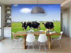 Een lekker Hollands landschap voor in huis!