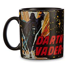 Darth Vader Comic Strip Mug - Star Wars