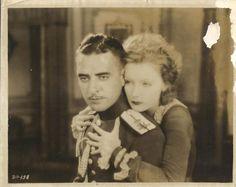"GRETA GARBO & JOHN GILBERT in ""Love"" Original Vintage Photograph 1927"