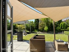 Pergola Attached To House Roof Refferal: 2847800247 Pergola Attached To House, Pergola With Roof, Covered Pergola, Patio Roof, Diy Pergola, Pergola Canopy, Pergola Swing, Wooden Patios, Garden Cottage