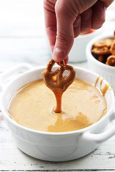 Crock-Pot caramel fondue