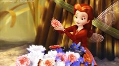 Look through some of your favorite Tinker Bell and the Lost Treasure moments Tinkerbell And Friends, Tinkerbell Disney, Tinkerbell Fairies, Disney Fairies, Disney Pixar, Disney Animation, Watch Cartoons, Animated Cartoons, Rosetta Fairy