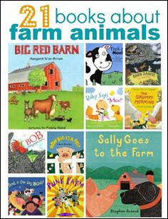 Books to check out for farm unit