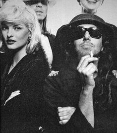 Vogue Italia (1994) Linda Evangelista & Steven Meisel. @thecoveteur