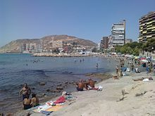 Playa De La Almadraba - Wikipedia