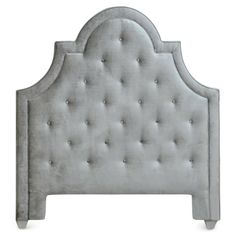 Woodhouse Queen Headboard | Modern Furniture | Jonathan Adler