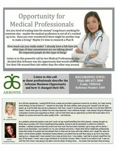 Discover Arbonne for Medical Professionals Arbonne Consultant, Independent Consultant, Arbonne Protein, Arbonne Business, Creating Wealth, Wellness Company, Change My Life, Helping Others, A Team