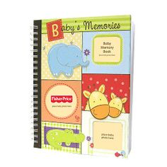 Fisher-Price Luv U Zoo Memory Book.. how cute :)