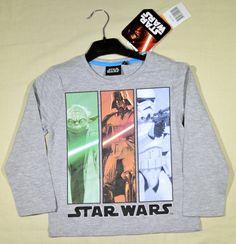 1990 Ft. - Pulóver - szürke, Star Wars mintás, ÚJ (Disney) Disney, Star Wars, Graphic Sweatshirt, Stars, Sweatshirts, Sterne, Trainers, Sweatshirt, Starwars
