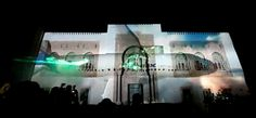 Syphax Airlines : 3D show Sfax Tunisia