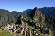 hike Machu Picchu