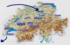 Viaje a Suiza y Liechtenstein en 10 días
