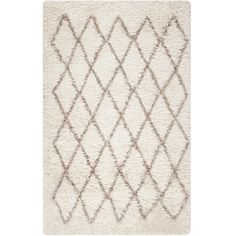 Rhapsody Rug – modern ivory and charcoal rug. Love that it's great for a nursery but can transition anywhere!