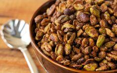 The Café Sucré Farine: Sweet & Smokey Roasted Pistachios