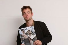 Pictures of Robert Pattinson from 'The Rover' press junket in LA