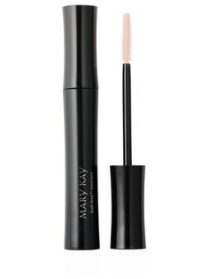 Love your lashes with the mascara that defines, defends and delivers four times the volume while looking naturally flawless, soft and healthy. The flexible, sculpted brush separates and coats lashes.  Flake-, Smudge- and clump-resistant. Mary Kay® Panthenol-Pro Complex™ helps condition lashes and helps defend against breakage. Fragrance-free. Ophthalmologist-tested and suitable for contact lens wearers. Water-resistant formula.NOTE: In electronic media, true colors may vary.