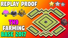 TH9 Farming Base With Replay Proof 2017. Best Town Hall 9 (TH9) Dark Elixir Farming Base With Clash Of Clans Update 2017. TH9 Farming Base With The Boat & 2nd Village Update 2017.  http://ift.tt/2lHtOjK    N:B: CLICK THE BELL ICON (  ) SO THAT YOU WILL GET ALL UPDATE NOTIFICATIONS!  Welcome to another brand new Clash Of Clans episode in the month of the massive update of clash of clans 2017. In this episode we are going to talk about TH9 Farming Base With New Update Replays 2017. Without…