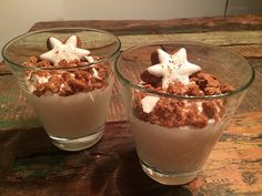 Mascarponecreme mit Zimtsternen, ein sehr leckeres Rezept aus der Kategorie Dessert. Bewertungen: 127. Durchschnitt: Ø 4,5.