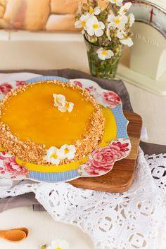 Cómo hacer tarta de yema fácil - Megasilvita