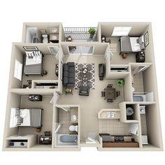 Sims House Plans, House Layout Plans, Dream House Plans, Small House Plans, House Layouts, House Floor Plans, Sims House Design, Small House Design, House Construction Plan