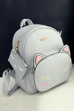 1ca0860aef3 Diy Roupas, Fashion Backpack, Backpack Bags, Cute Backpacks, School  Backpacks, Fashion