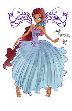 Layla  Collection transformations Aguaciellix by AnanasTua.deviantart.com on @DeviantArt