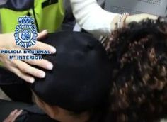 myhopeconnect - Women With Cocaine Under Wigs Arrested At Madrid Airport.1 4 2014