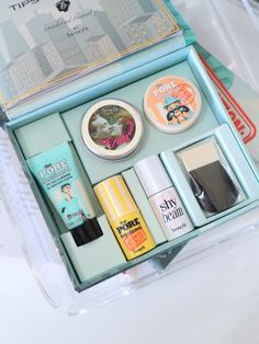 Makeup in Manila: Benefit Cosmetics Operation Pore-Proof Set Unboxing
