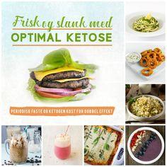 Frisk og slank med OPTIMAL KETOSE (E-bok) - KetoLabben Frisk, Diabetes, Pcos, Low Carb, Ethnic Recipes