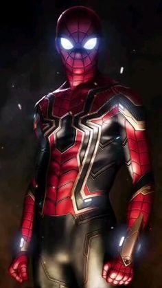 Black Spiderman, Spiderman Art, Amazing Spiderman, Marvel Art, Marvel Avengers, Marvel Comics, Avengers Cartoon, Marvel Cartoons, Marvel Heroes