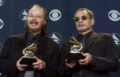 Walter Becker and Donald Fagen of Steely Dan.