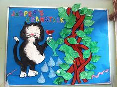 Jasper's Beanstalk Spring Term, 2nd Grade Ela, Jack And The Beanstalk, Board For Kids, Water Cycle, Kids Class, Eyfs, Infants, Display Ideas