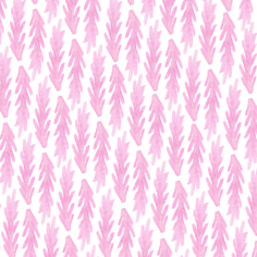 Pink Fern pattern