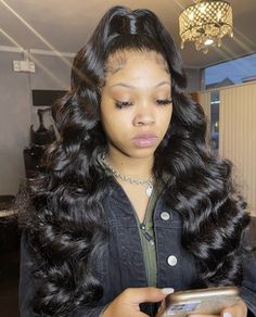 Weave Ponytail Hairstyles, Sew In Hairstyles, Black Girl Braided Hairstyles, Baddie Hairstyles, Hair Sew In Styles, Hair Ponytail Styles, Curly Hair Styles, Natural Hair Styles, Updo Styles