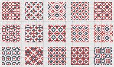 All Over 13 | gancedo.eu Antique patterns