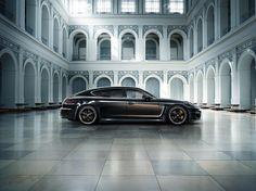 Porsche Panamera Turbo S Executive Exclusive Series - CARSFERA