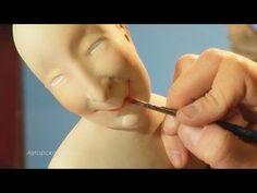 dolls pintura