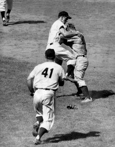 Billy Martin -Brawl 1952