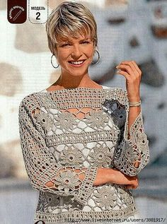 Muito linda .... é sucesso essa blusa. Aqui tem imagens da Net, Pinterest, meu trabalho e trabalho da amiga de blog Ana...
