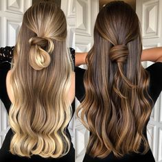 Long Wavy Ash-Brown Balayage - 20 Light Brown Hair Color Ideas for Your New Look - The Trending Hairstyle Brown Hair Shades, Light Brown Hair, Brown Hair Colors, Ombre Hair, Balayage Hair, Black Balayage, Haircolor, Medium Hair Styles, Curly Hair Styles