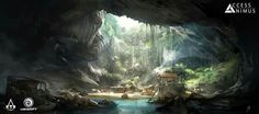 Assassin's Creed Concept Art - Access the Animus