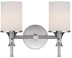 Wayfair Shaw 2-Light Vanity Light