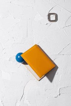 16FW LUCCICA card holder - buttercup yellow #LUCCICA #no01buttercupyellow #16FW #SLG