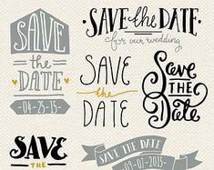 save the date casamento - Pesquisa Google
