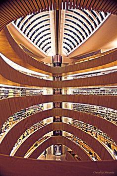 Law library Zürich, Switzerland by Osvaldo Mirante  on 500px