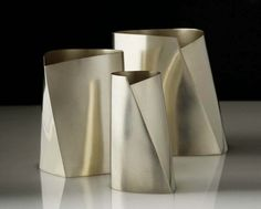 Silversmithing by Rebecca de Quin