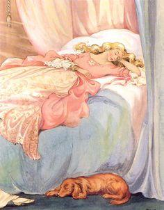 Rene Cloke - Sleeping Beauty