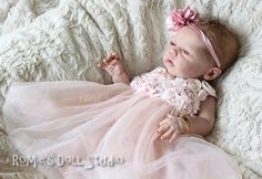 *A Romie Baby*Full Bodied solid SILICONE doll*sculpted & reborn by Romie Strydom | eBay