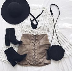Womens Clothes Jackets if Cute Birthday Outfits To Wear To School over Cute Outfits On Gacha Life lest Womens Clothes For Less Teen Fashion Outfits, Mode Outfits, Cute Fashion, Womens Fashion, Fashion Trends, Outfits For Concerts, Fashion Pics, Female Fashion, 90s Fashion
